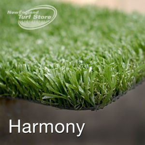Top view of our Harmony line of turf for landscape applications