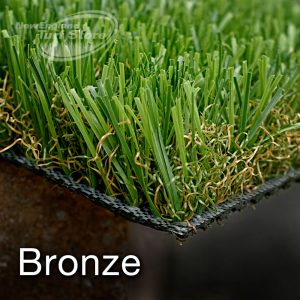 Turf Master Bronze has a short pile height and is great for commercial grade applications