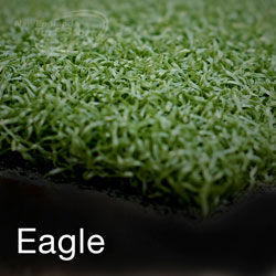 Our Eagle line of turf putting green material
