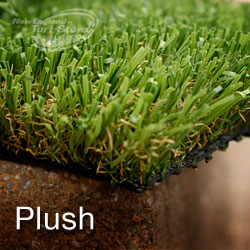 Safety turf plush is a great economical playground turf