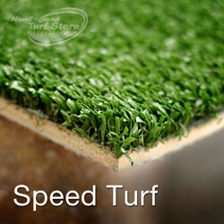 Our Speed Turf is an excellent shock absorbing surface