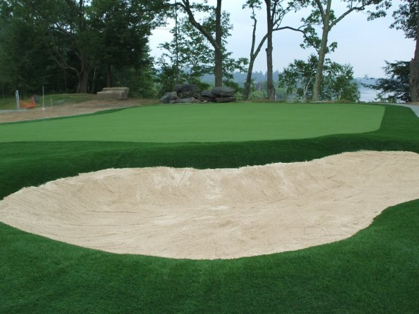 Turf Golf Green