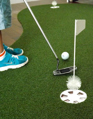 Portable Putting Greens in Boston