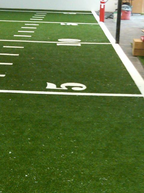 Agility training turf
