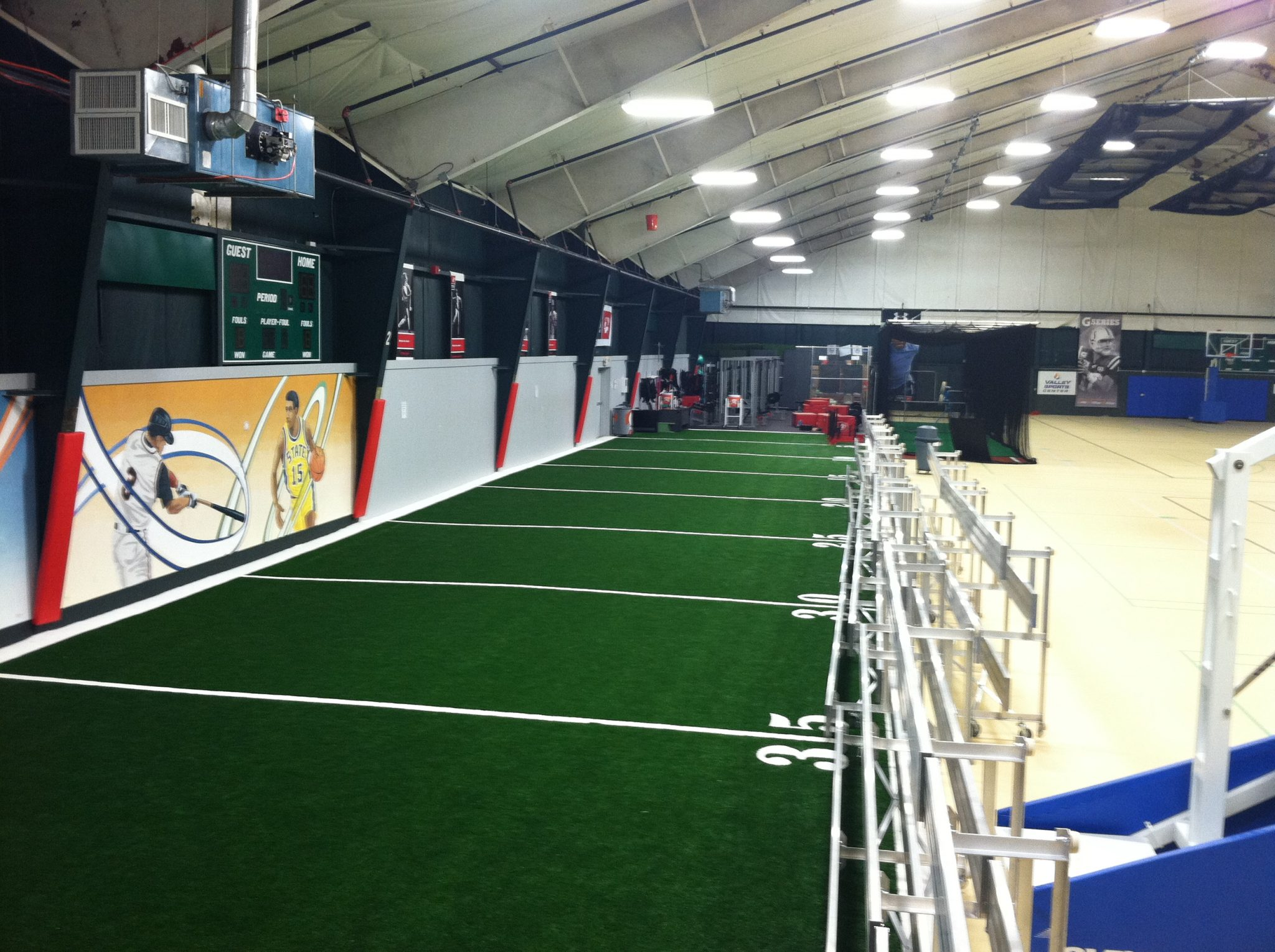 Indoor Turf in Connecticut