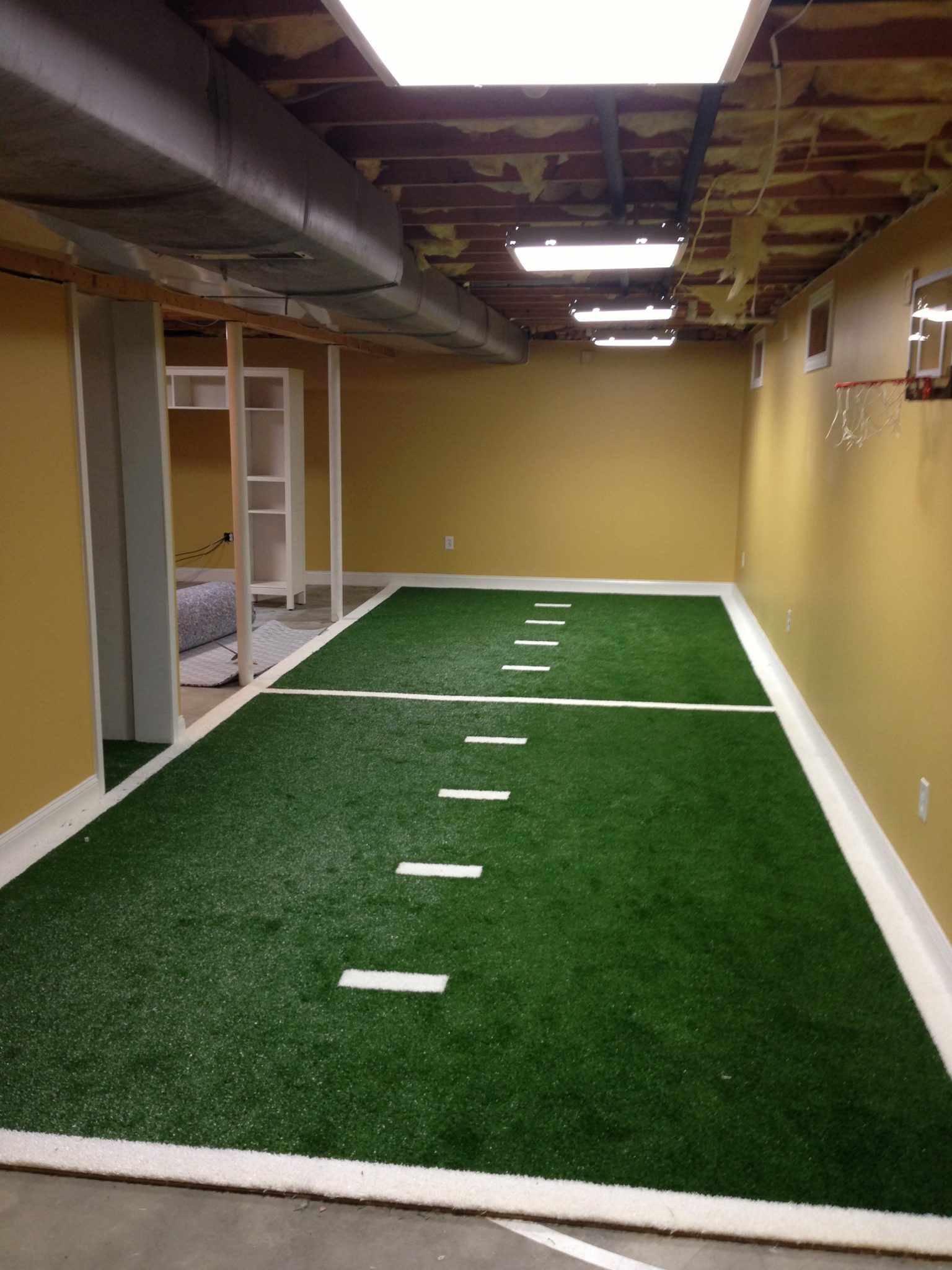 Basement Turf
