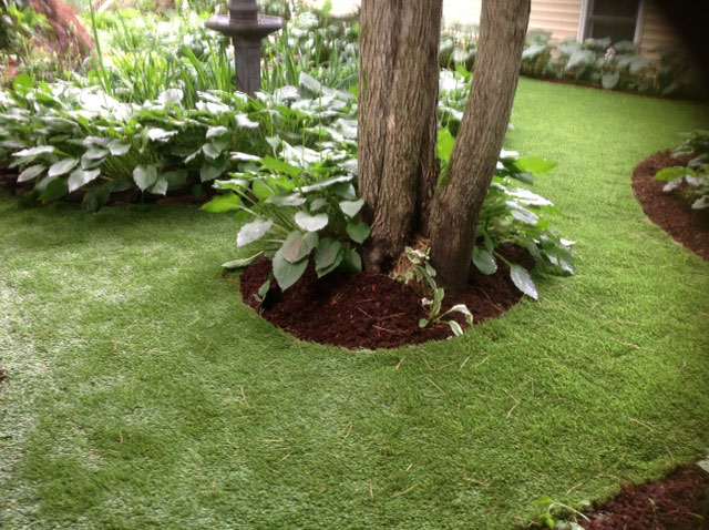 Artificial Grass Landscape Artificial grass for landscape leisure new england turf store landscaping with artificial grass workwithnaturefo