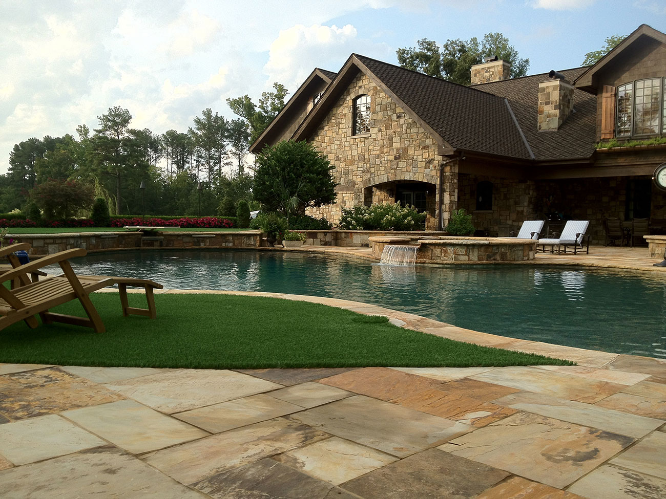 Artificial Grass For Landscape Amp Leisure New England