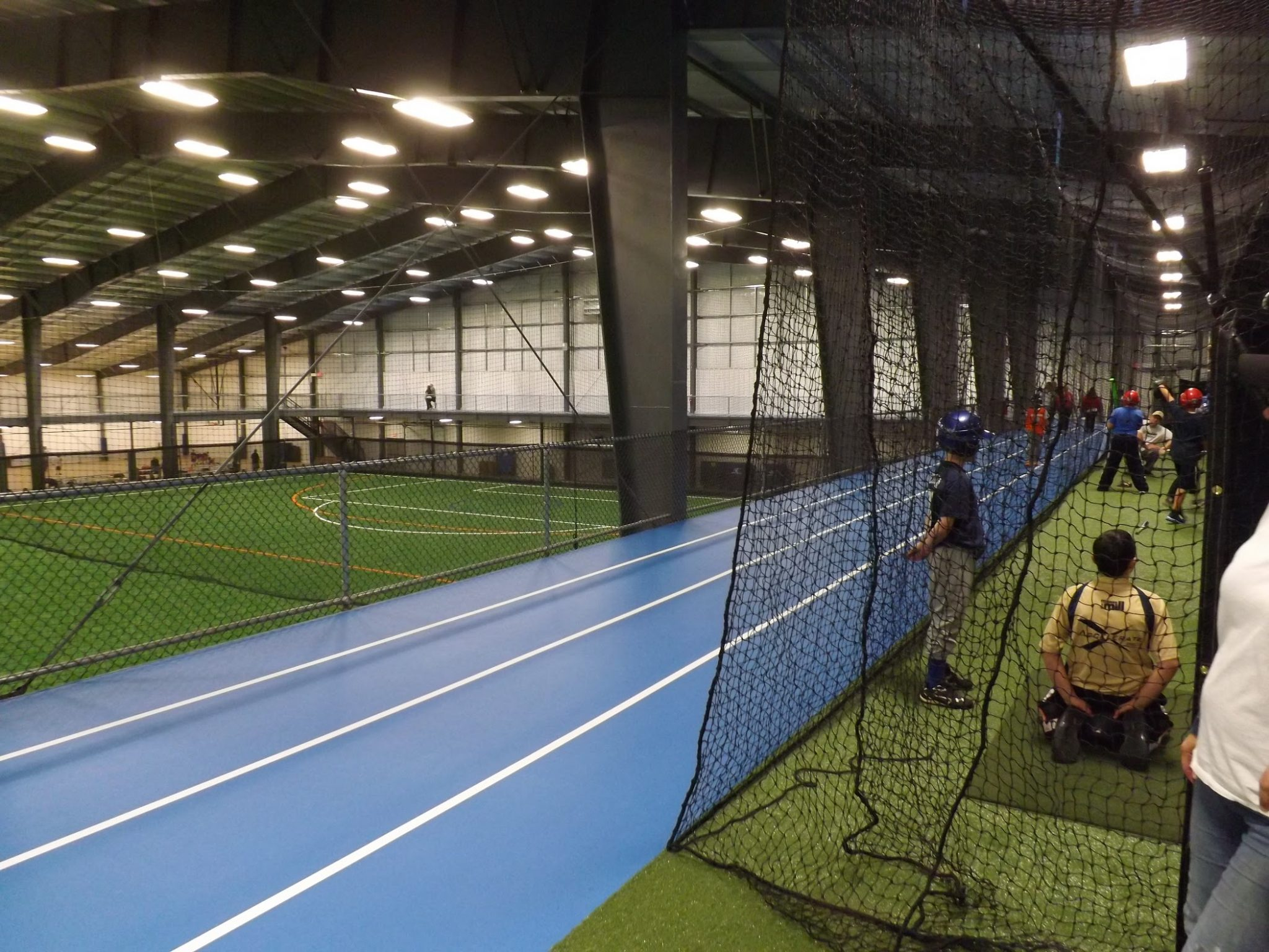 Accelerate Track & Batting Cages 3
