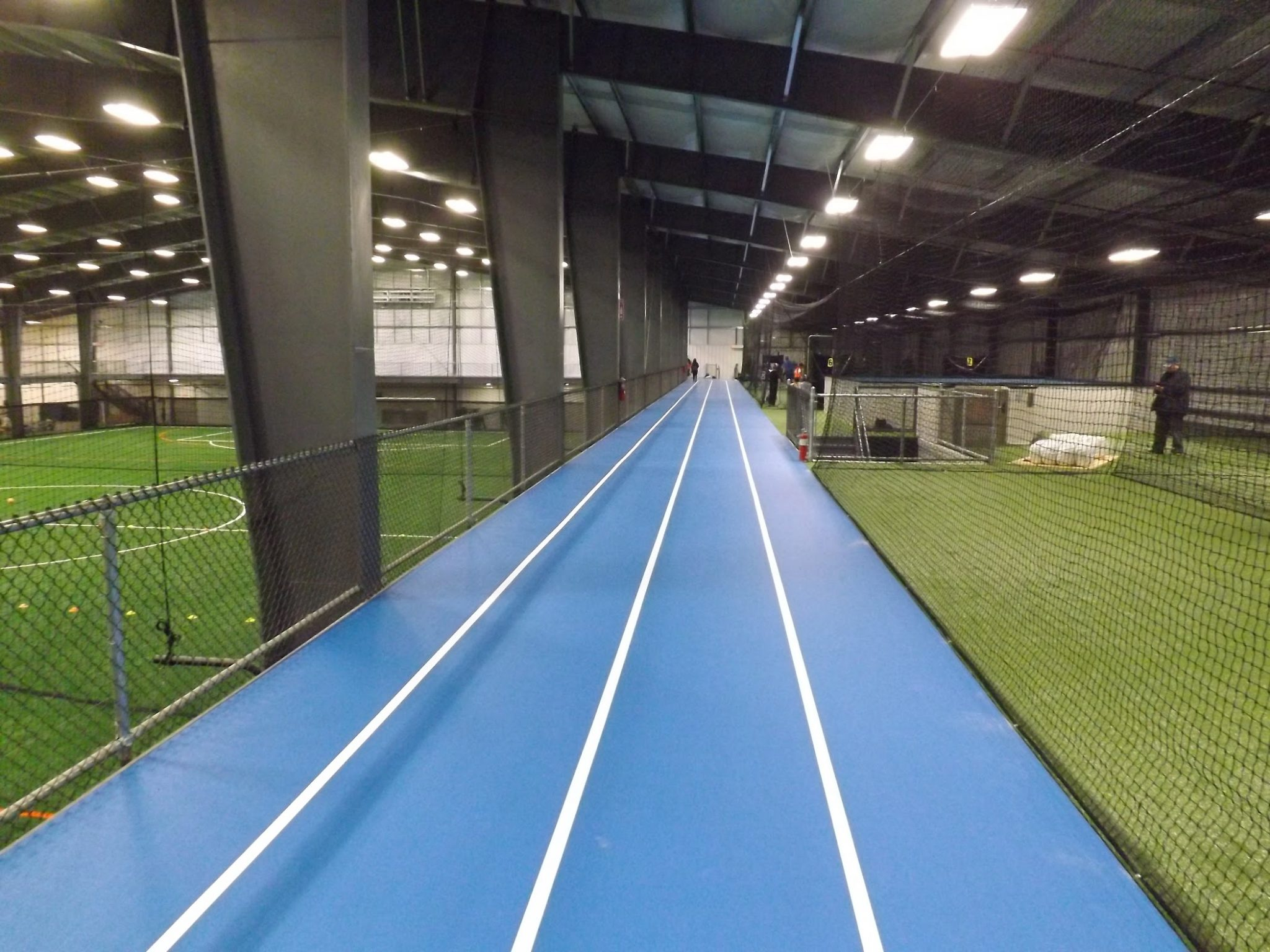 Accelerate Track & Batting Cages 4