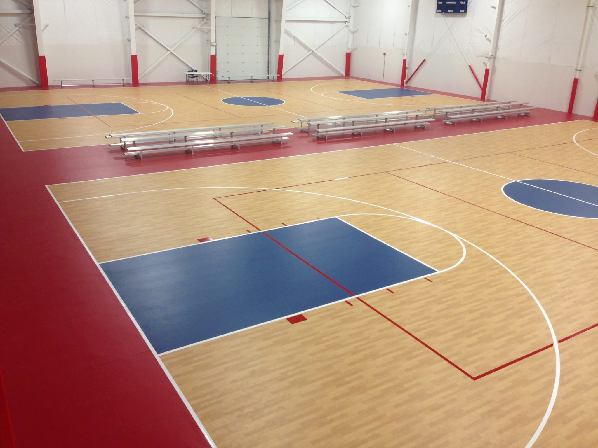 Indoor Sports Facilities & Field Houses - New England Turf Store