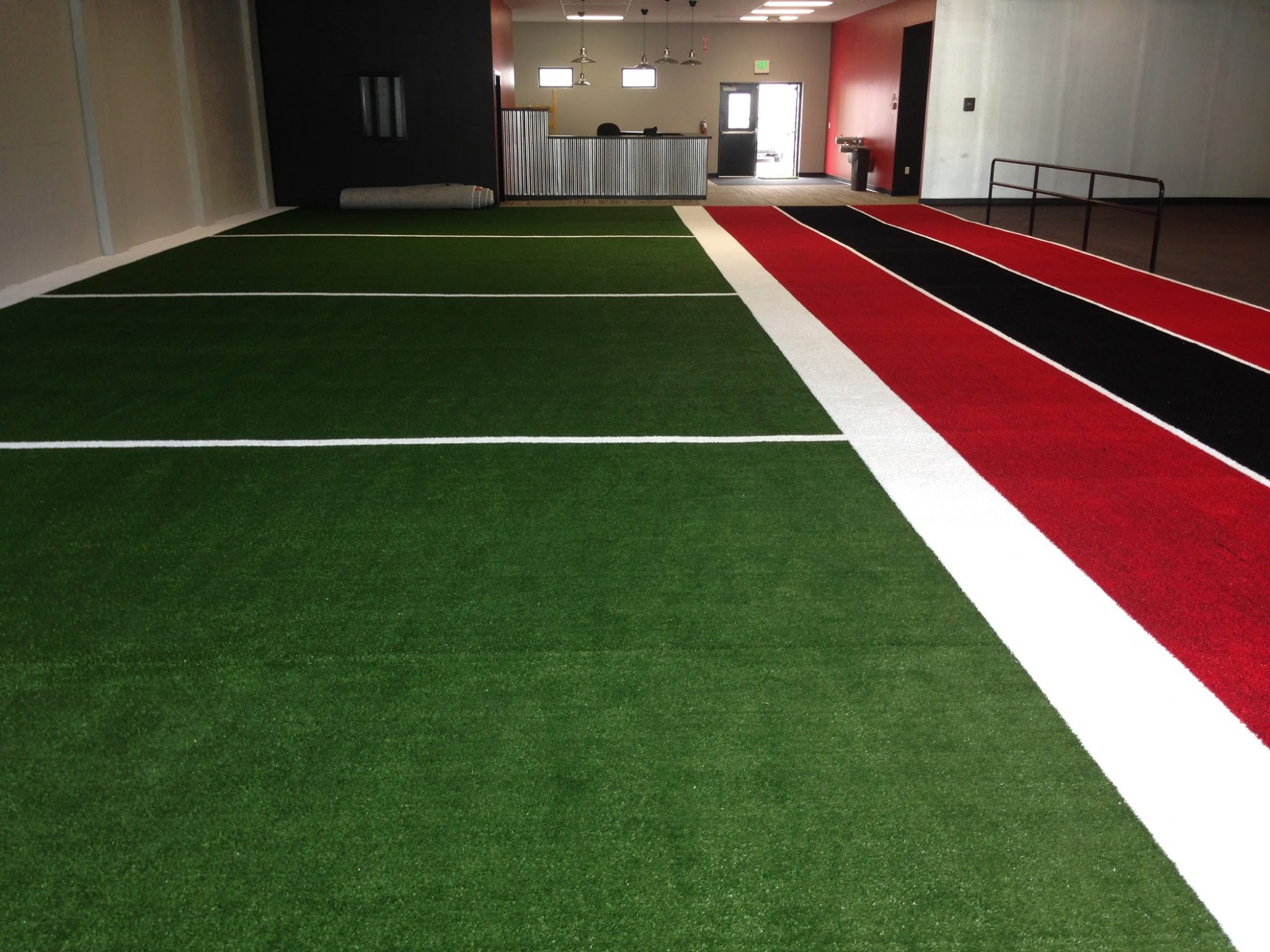 Indoor Sports Facilities Amp Field Houses New England Turf