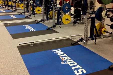 The right flooring surface for Strength and Conditioning