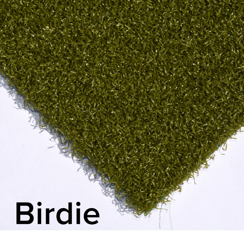 Birdie artificial astroturf for golf
